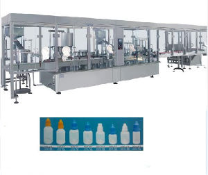 Automatic Eyedrop Filling Line