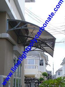 China Diy Awning Door Canopy Polycarbonate Awning Window Awning