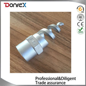 Investment Casting Steel Spiral Cutter