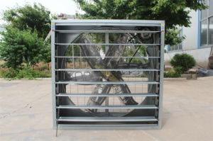 Push Pull Type Exhaust Fan for Greenhouse and Livestock