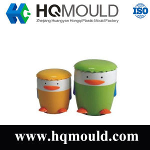 Plastic Injection Household Dustbin Mould pictures & photos