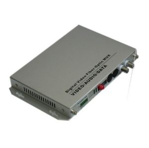 Special 2 Channel Video + 1 Channel Return Data Media Converter