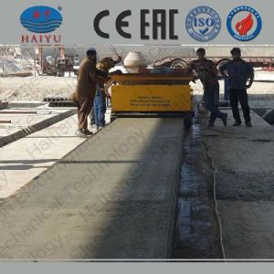 China Precast Concrete Hollow Core Slab Making Machine