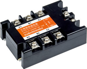 Solid State Relay/SSR (HHG1F-3/005F-38 10-80A) pictures & photos