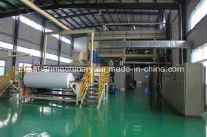 2.2m Ss PP Spun Bond Non Woven Fabric Making Machine pictures & photos