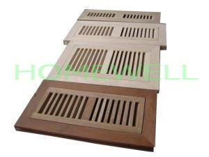 Wood Flush Mount Floor Register