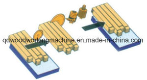 Finger Joint Wood Door Frame Finger Jointing Shaper pictures & photos