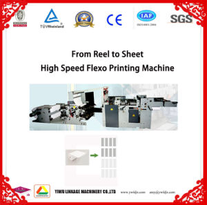 Exercise Book Printing Machine From Reel to Pile (LD1020YX) pictures & photos