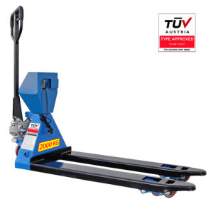 TUV Approved Electronic Transpallet Scale for Industrial Application (APS) pictures & photos