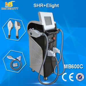 Elight Shr IPL Hair Removal Beauty Machine Salon Use (MB600C) pictures & photos