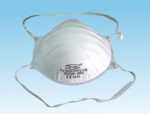 Disposable Round Dust Mask W/O Valve pictures & photos