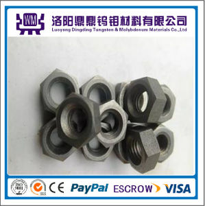 99.95% Molybdenum Screw Nuts Luoyang Manufacturer pictures & photos