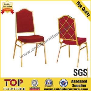 Modern Classy Steel Hotel Banqut Chair for Wedding pictures & photos