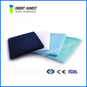 Disposable Plastic Bed Sheet for Hospital