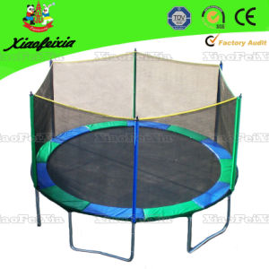 Children Trampoline with Safety Net (LG043) pictures & photos