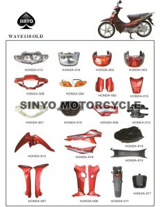 Wholesale Wave Various Kinds Body Parts for Honda pictures & photos