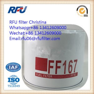 FF167 High Quality Rfu Fuel Filter for Fleetguard (FF167) pictures & photos