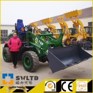 Swltd Brand Agricultural Mini Wheel Loader with CE pictures & photos