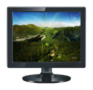 19 Inch LCD Monitor with 4: 3 TFT Panel pictures & photos
