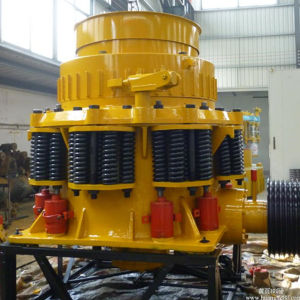 China Factory Sale Cone Crusher Spring Grinding Machine ISO Ce SGS Approved