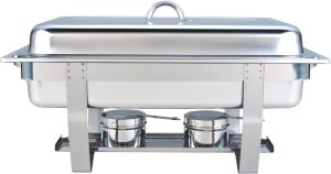 9L Economic Stainless Steel Chafing Dish (CD002)