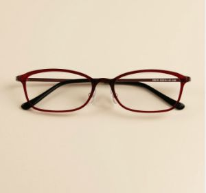 005794dbdc0 South Korea Imported Steel Tungsten Titanium Super Light Eyeglass Frame Can  Be Matched with Myopia Retro