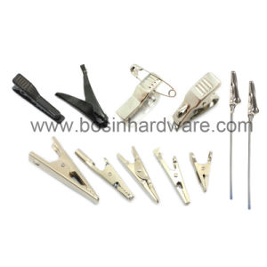 Metal Drapery Hardware Curtain Clip pictures & photos