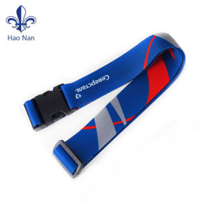 Professional Factory Sale Baggage Strap Color Luggage Belt pictures & photos