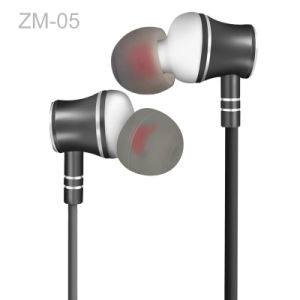 New Style High Quality Metal in-Ear Earbuds with Mic
