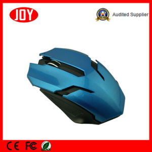 Colorful LED Gaming Mouse USB Optical 3D-6D