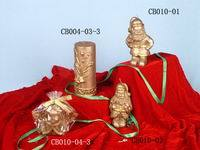 Christmas Candles (CB010-01)