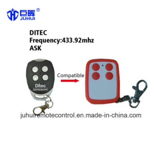 Kinggate Rolling Code Remote Transmitter for Garage Door 433MHz pictures & photos