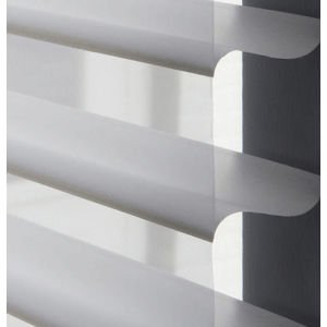 Double Roller Shade with Sheer Shade