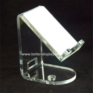 Acrylic Anti-Theft Holder for Tablet and Phone pictures & photos