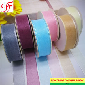 Elastic Ribbon Bow