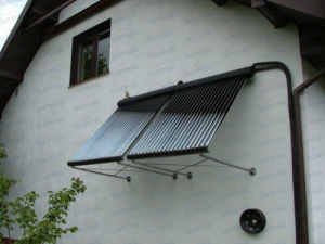 Scm Solar china solar water collector with solar keymark scm 01 china