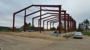 Popular Design Steel Structure Buildings pictures & photos