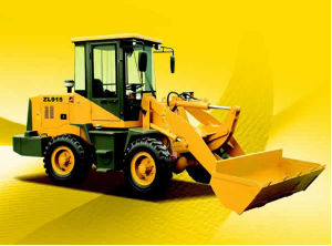 Loading Capacity One Ton Wheel Loader