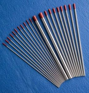 Wth7 Series Thoriated Tungsten Wires for TIG Welding pictures & photos