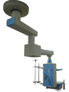Double Arm Motorized Surgical Pendant for Hospital Architectural Systems (1-016)