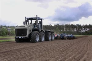 600HP 8wd Farmtractor pictures & photos