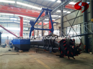 Dredge Equipment to Reclaim Mud/Sand (CSD 200)