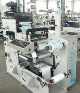 Automatic Paper Flexo Printing Machine (AC320-2B) pictures & photos