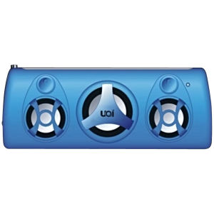 Portable Mini Speaker for MP3, MP4, Mobile, SD Card With FM