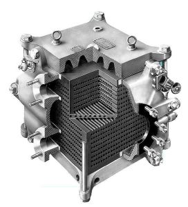 Heat Exchanger Graphite Block pictures & photos