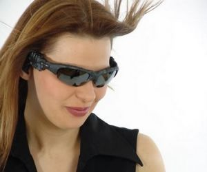 Bluetooth MP3 Sunglasses (KD-BS002)