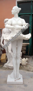 Garden Marble Statue for Garden Decoration (SY-X1724) pictures & photos