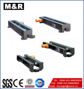 End Carriages for Single Girder Gantry Crane Overhead Crane pictures & photos