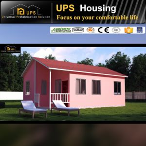 Excellent Fireproof Modular House Solution Project pictures & photos