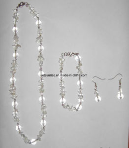 Semi Precious Stone Necklace, Fashion Necklace, Jewelry Sets <Esb01342> pictures & photos